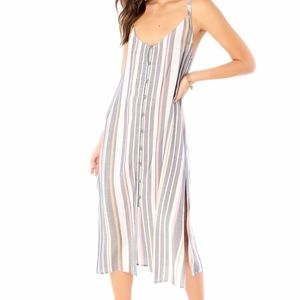 LILY MIDI DRESS BY SALTWATER LUXE